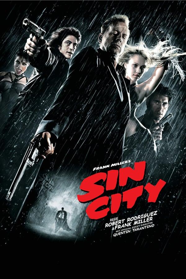 ცოდვილთა ქალაქი / Sin City