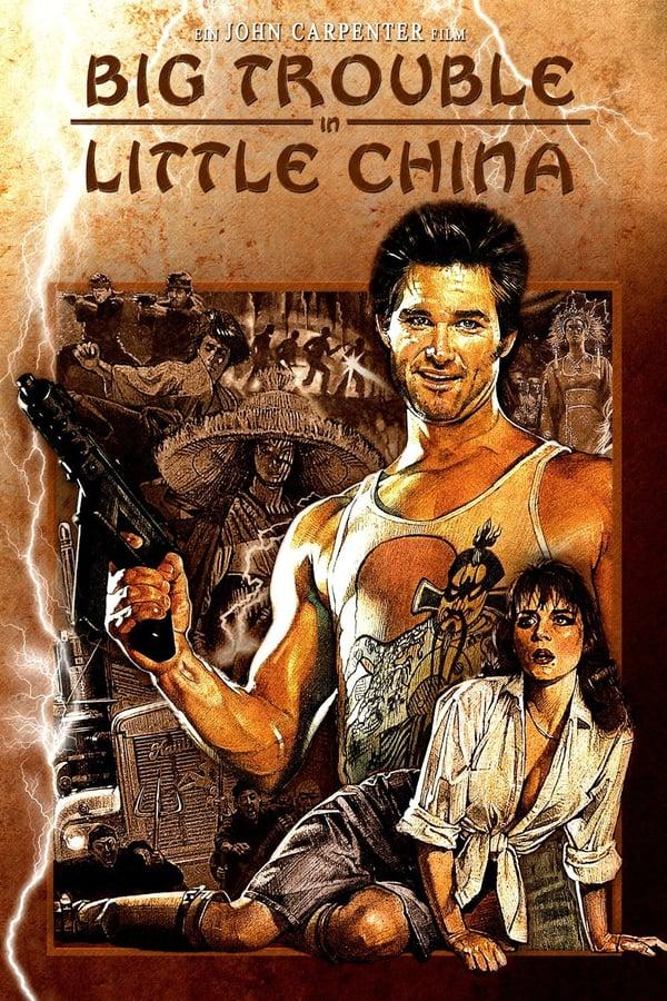 დიდი აურზაური პატარა ჩინეთში / Big Trouble in Little China