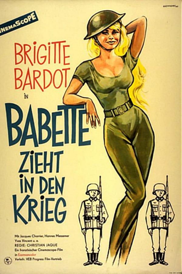 ბაბეტი მიდის ომში / Babette Goes to War