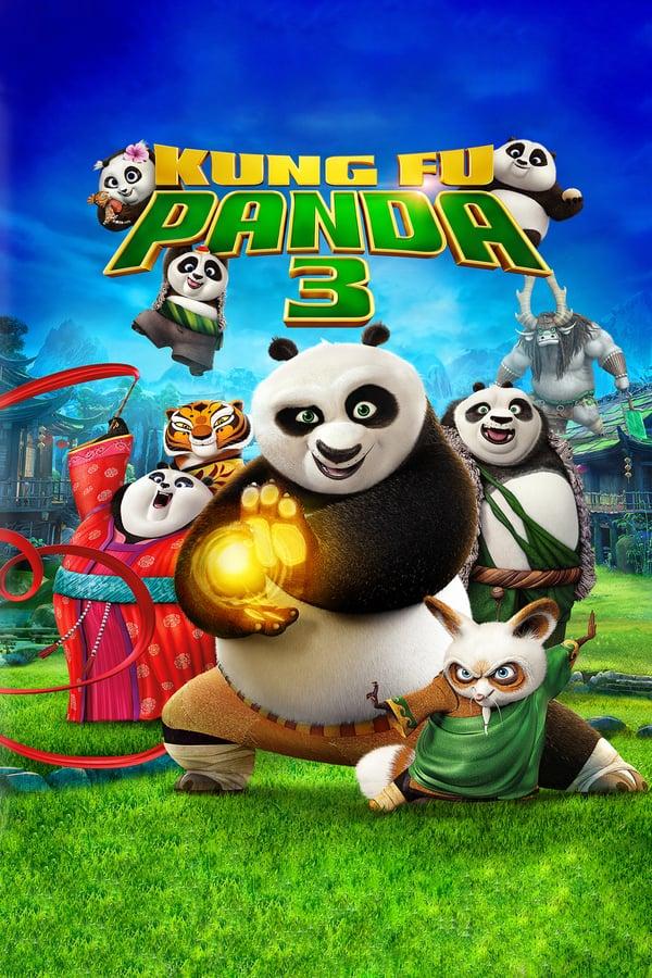 კუნგ ფუ პანდა 3 / Kung Fu Panda 3