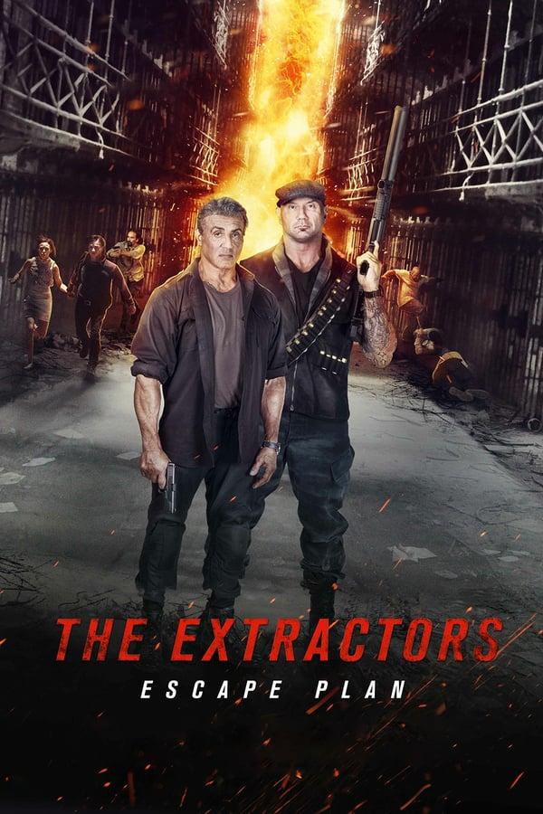 გაქცევის გეგმა: ექსტრაქტორები / Escape Plan: The Extractors