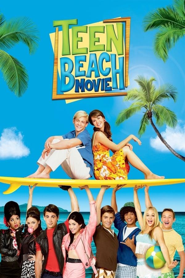 ზაფხული. სანაპირო. კინო / Teen Beach Movie