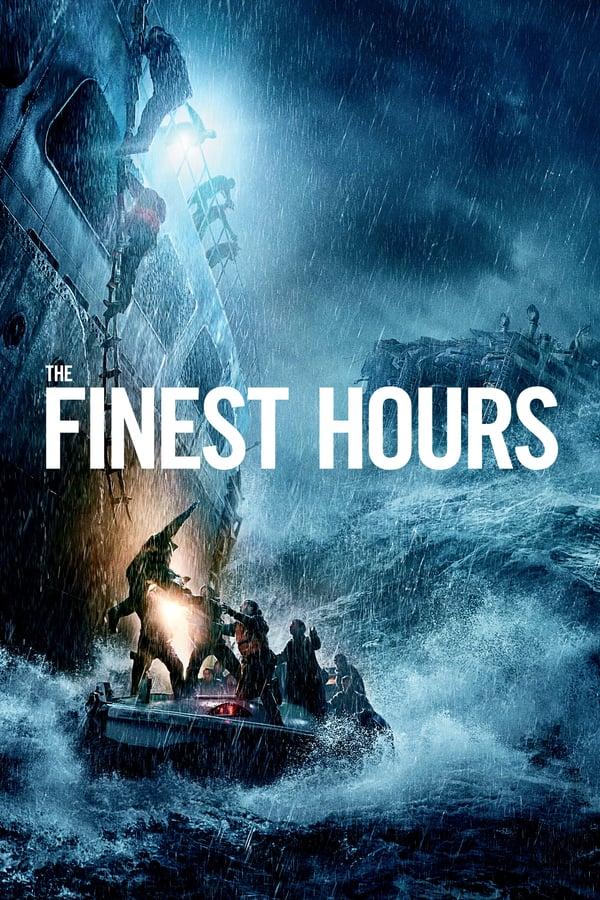 საუკეთესო დრო / The Finest Hours