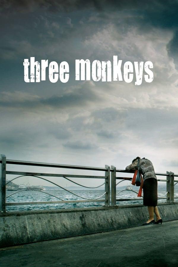 სამი მაიმუნი / Three Monkeys