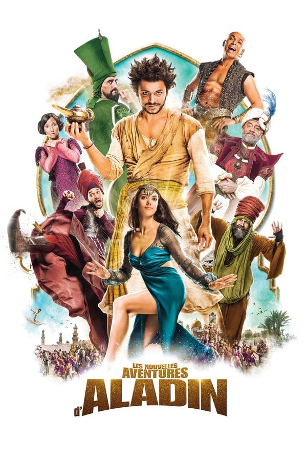 ალადინის ახალი თავგადასავლები / Les Nouvelles aventures d'Aladin (THE NEW ADVENTURES OF ALADDIN)