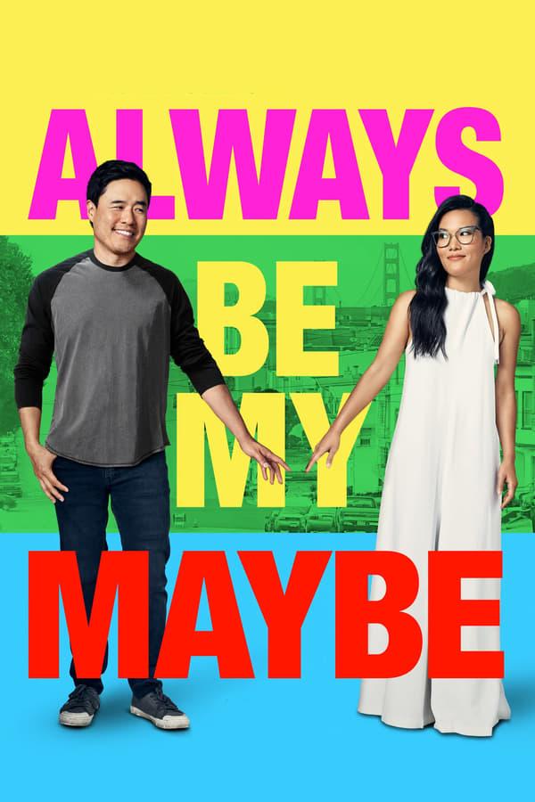 იყავი ჩემი / Always Be My Maybe
