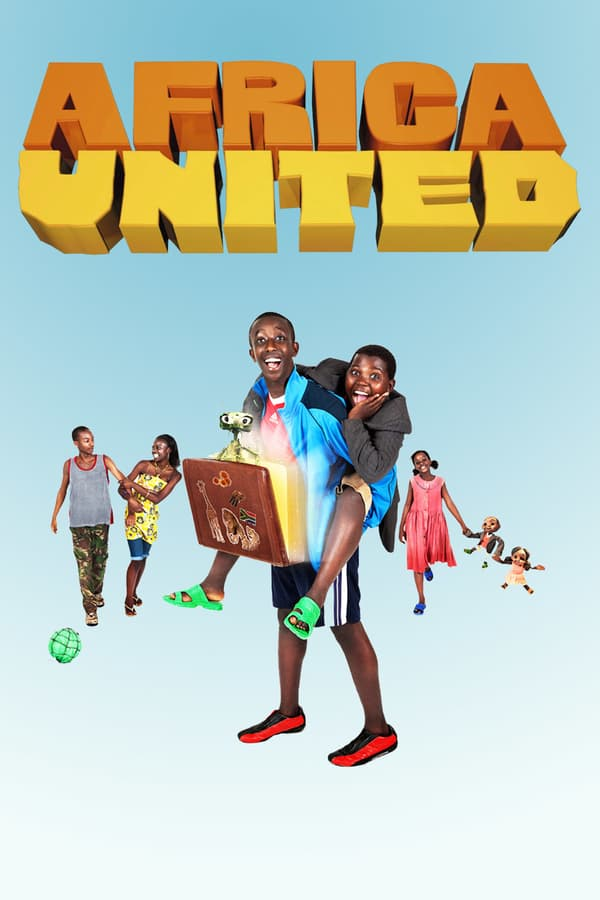 დიდი თავგადასავლები აფრიკაში / Africa United