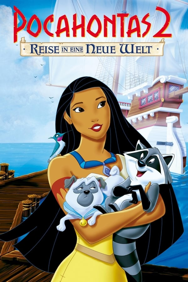 პოკაჰონტასი 2 / Pocahontas II: Journey to a New World