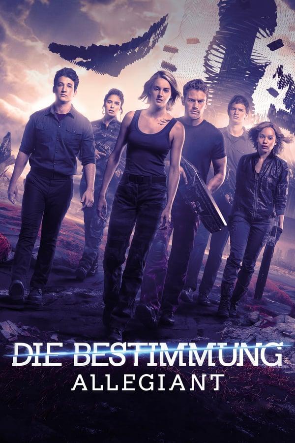 დივერჯენტი: ელიგენტი / The Divergent Series: Allegiant