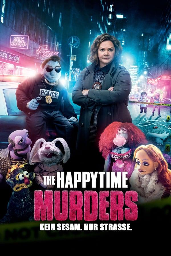ბედნიერი პერიოდის მკვლელობები / The Happytime Murders