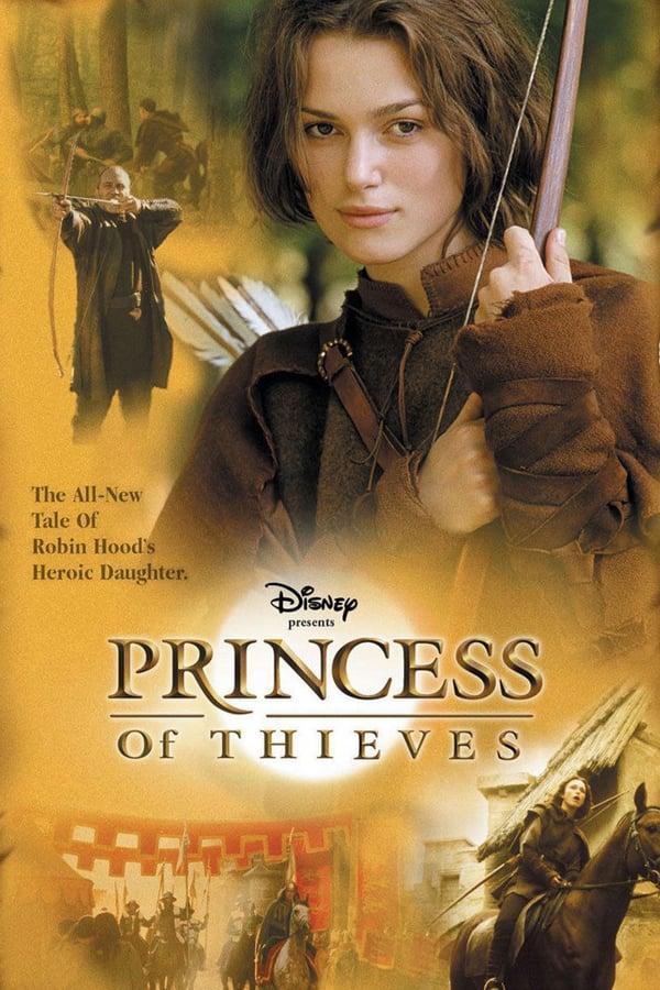 ქურდების პრინცესა / Princess of Thieves