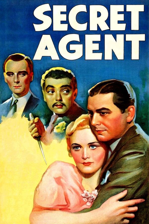 საიდუმლო აგენტი / Secret Agent