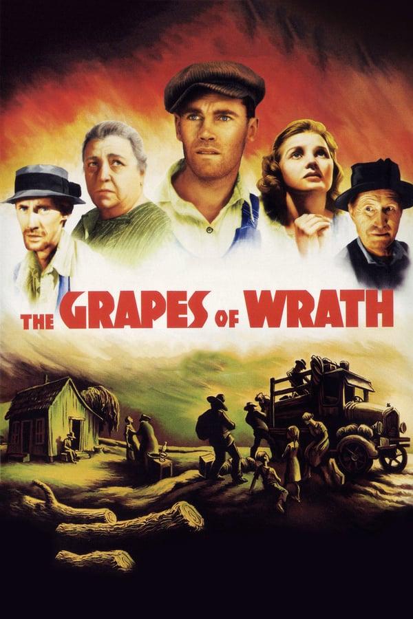 მრისხანების მტევნები / The Grapes of Wrath