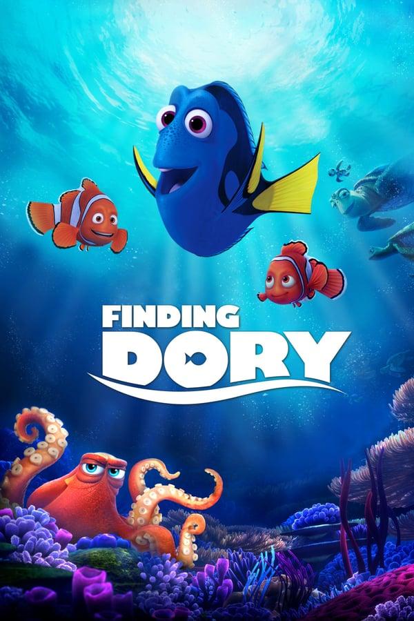 დორის ძიებისას / Finding Dory