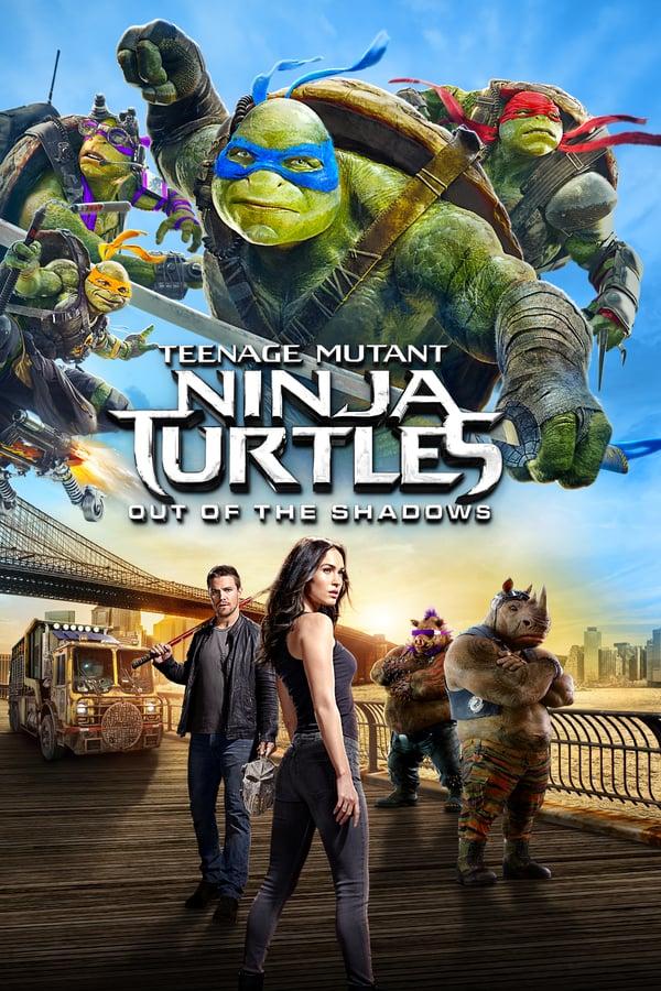 კუ ნინძები 2 / Teenage Mutant Ninja Turtles 2