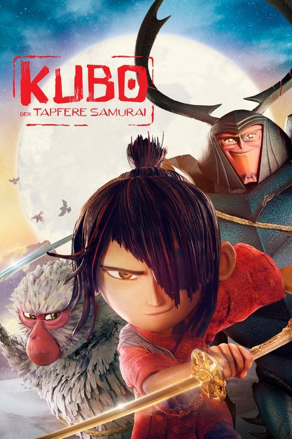 კუბო - ლეგენდა სამურაიზე / Kubo and the Two Strings