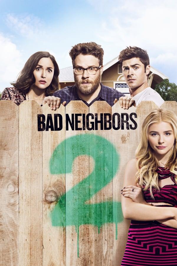 მეზობლები 2 / Neighbors 2: Sorority Rising