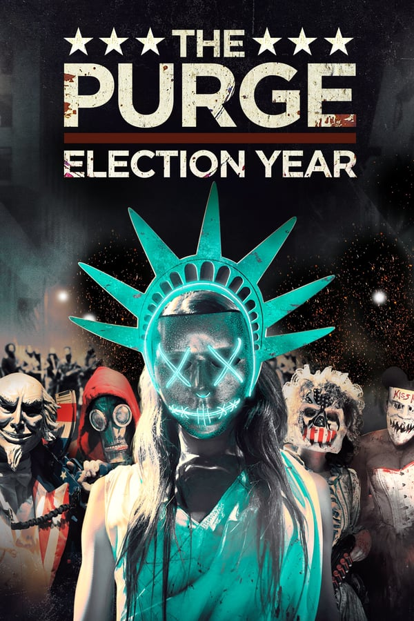 განკითხვის დღე: არჩევნების ღამე / The Purge: Election Year