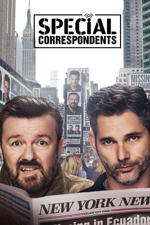 სპეციალური კორესპონდენტები / Special Correspondents