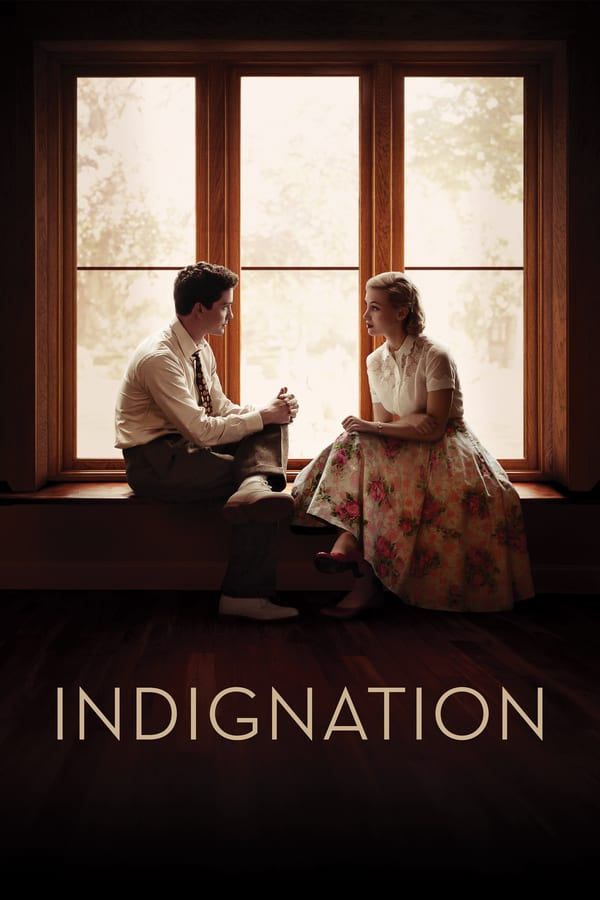 აღშფოთება / Indignation