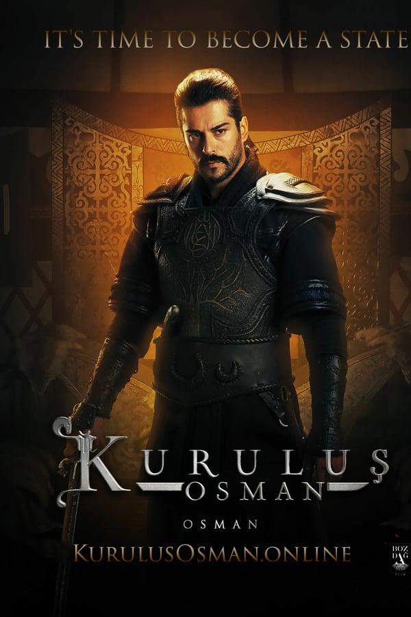 დაარსება: ოსმანი / Kurulus: Osman