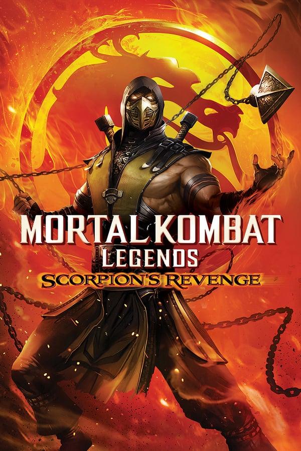 სამკვდრო-სასიცოცხლო ბრძოლა: მორიელთა შურისძიება / Mortal Kombat Legends: Scorpions Revenge