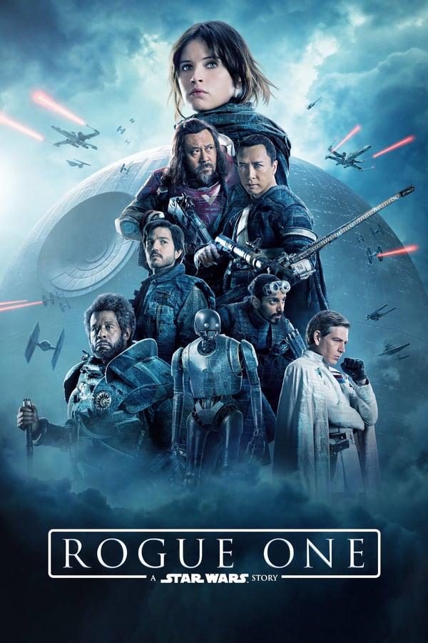 ვარსკვლავური ომები: განდევნილი / Rogue One: A Star Wars Story