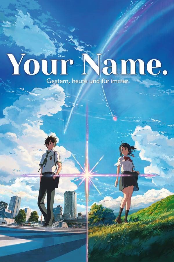 შენი სახელი / Your Name. (Kimi No Na Wa)