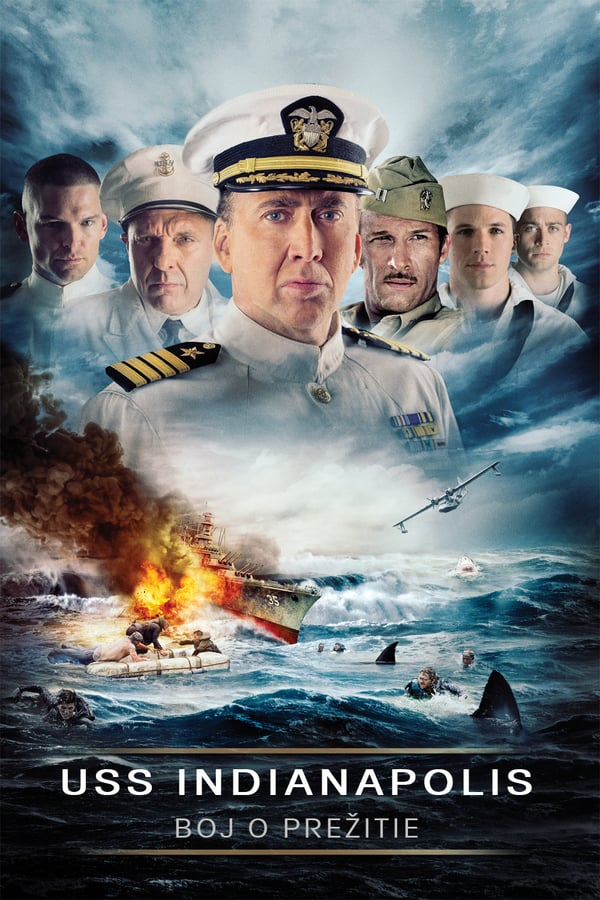 კრეისერი ინდიანაპოლისი / USS Indianapolis: Men of Courage