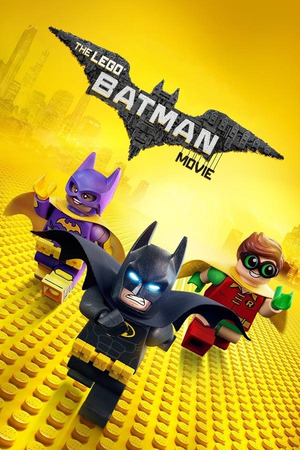 ლეგო ფილმი: ბეტმენი / The Lego Batman Movie