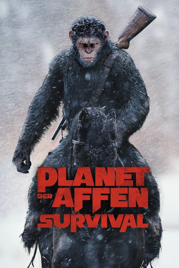 ომი მაიმუნების პლანეტაზე / War for the Planet of the Apes