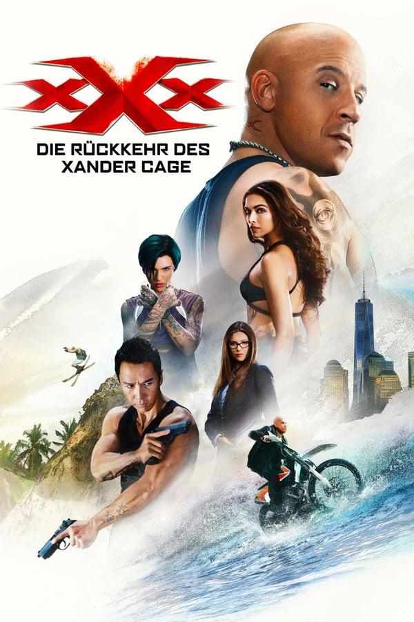 სამი იქსი: ქსანდერ კეიჯის დაბრუნება / xXx: The Return of Xander Cage