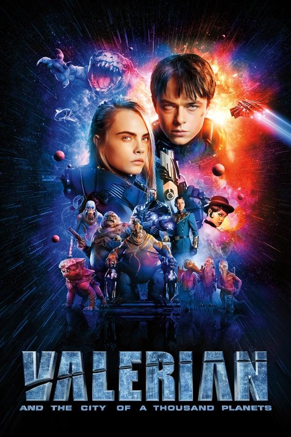 ვალერიანი და ათასი პლანეტის ქალაქი / Valerian and the City of a Thousand Planets