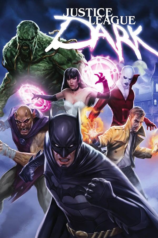 სამართლიანობის ბნელი ლიგა / Justice League Dark