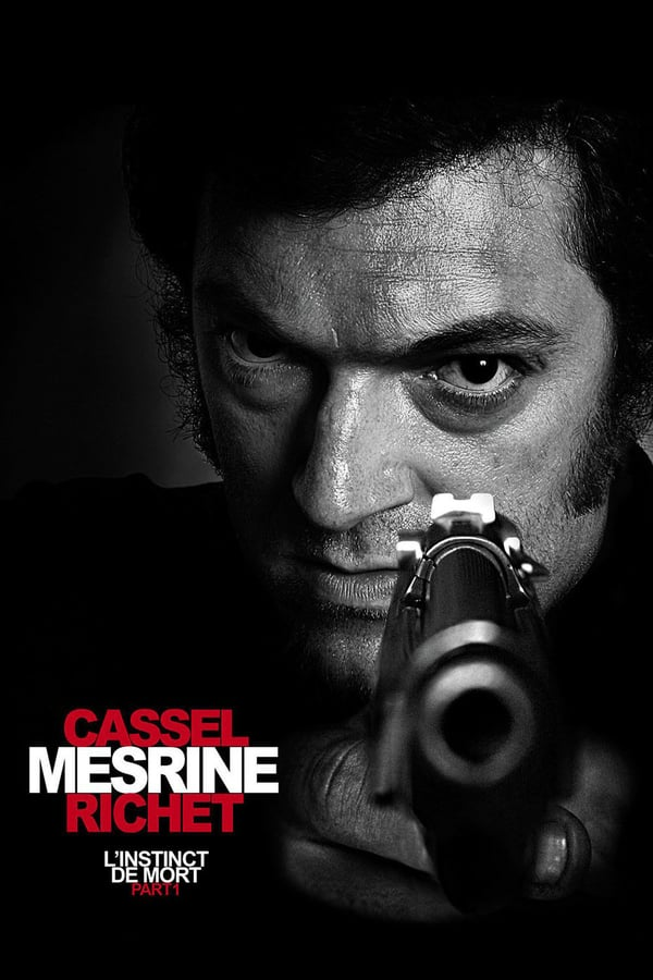 სახელმწიფოს მტერი (ლეგენდა) / Mesrine: Killer Instinct