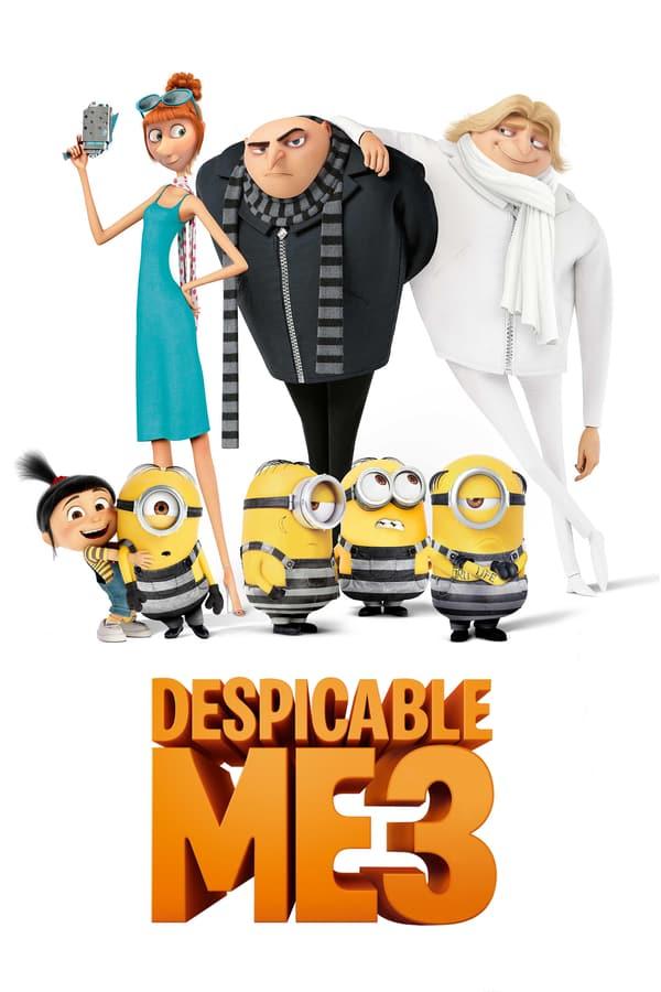 საზიზღარი მე 3 / Despicable Me 3