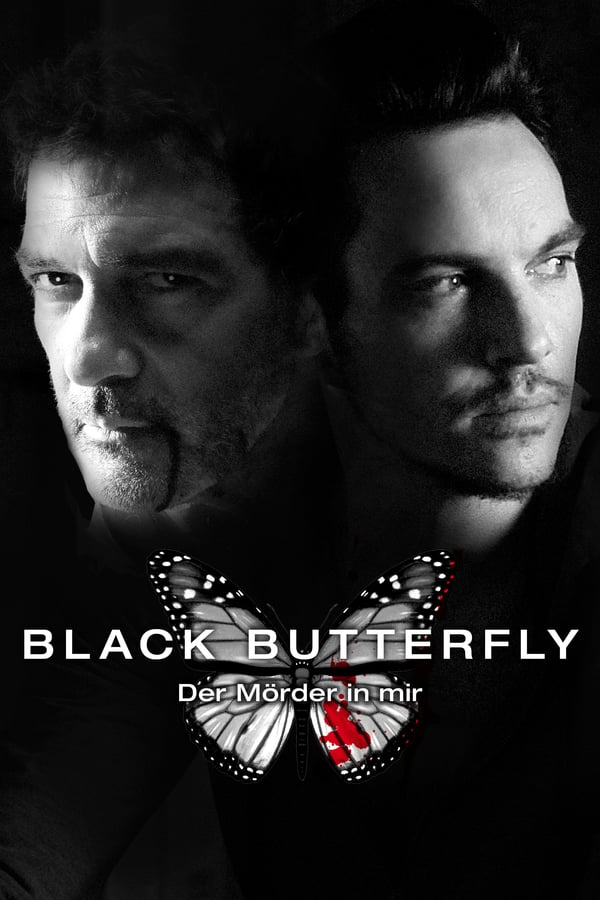 შავი პეპელა / Black Butterfly