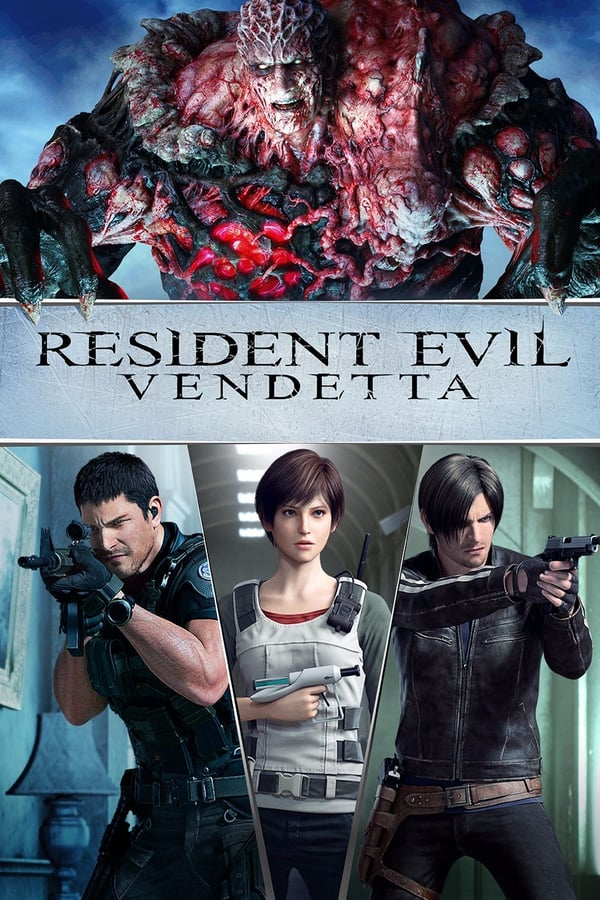 ბოროტების სავანე: ვენდეტა / Resident Evil: Vendetta