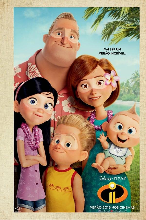 სუპერ ოჯახი 2 / Incredibles 2