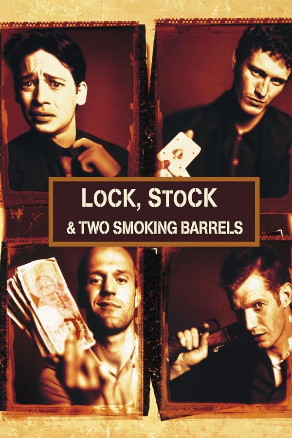 ბანქო, ფული და ორი ლულა / Lock, Stock and Two Smoking Barrels