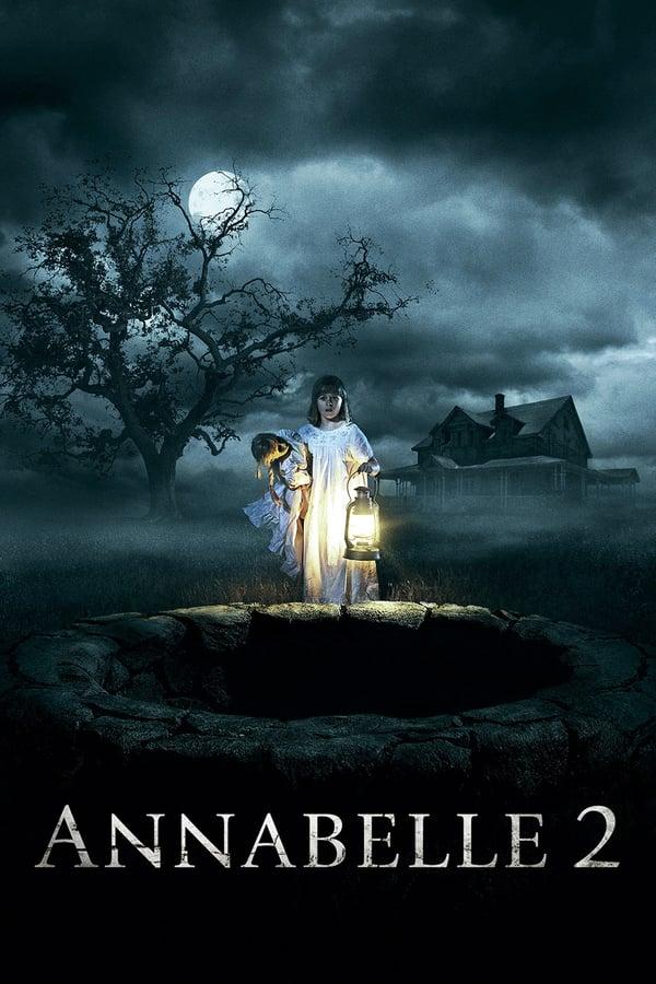 ანაბელი: შექმნა / Annabelle: Creation