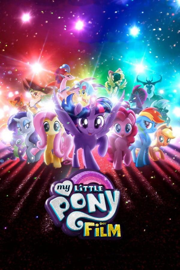 ჩემი პატარა პონი / My Little Pony: The Movie
