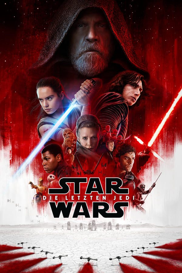 ვარსკვლავური ომები: უკანასკნელი ჯედაი / Star Wars: The Last Jedi