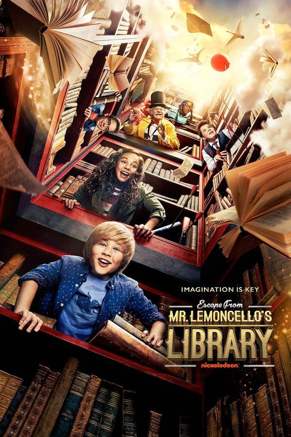 მისტერ ლიმონჩელოს ბიბლიოთეკიდან გაქცევა / Escape from Mr. Lemoncello's Library