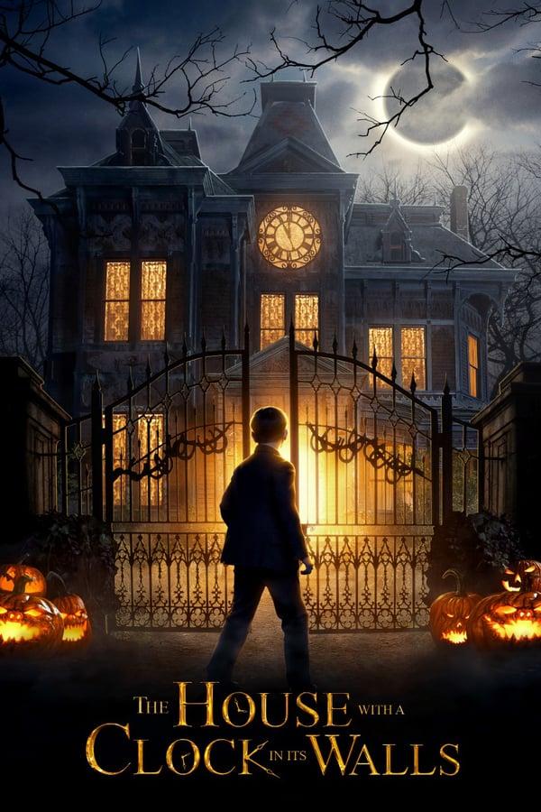 ჯადოსნური საათების სახლი / The House with a Clock in Its Walls