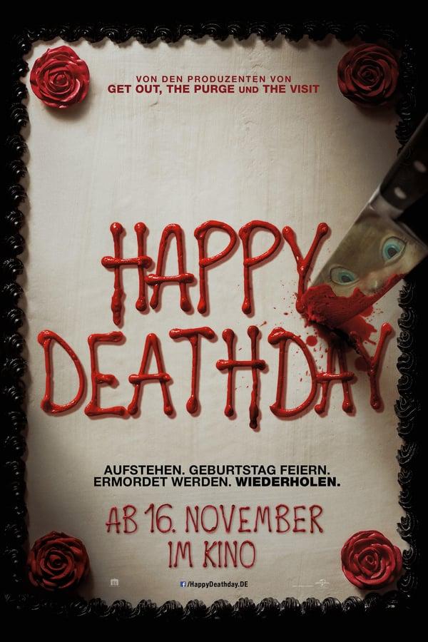 ბედნიერ სიკვდილის დღეს გისურვებ / Happy Death Day