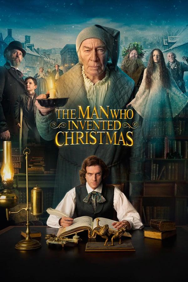 ადამიანი, რომელმაც შობა გამოიგონა / The Man Who Invented Christmas
