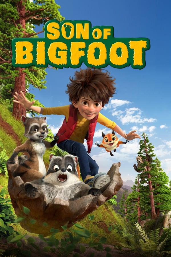 ბიგფუთის ვაჟი / The Son of Bigfoot