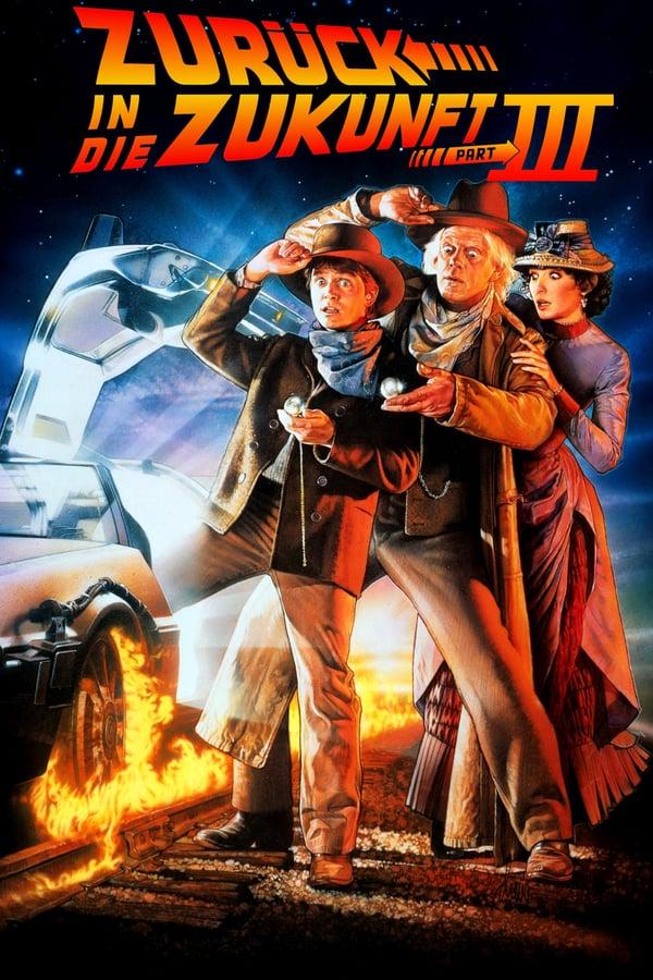 უკან მომავალში 3 / Back to the Future Part III