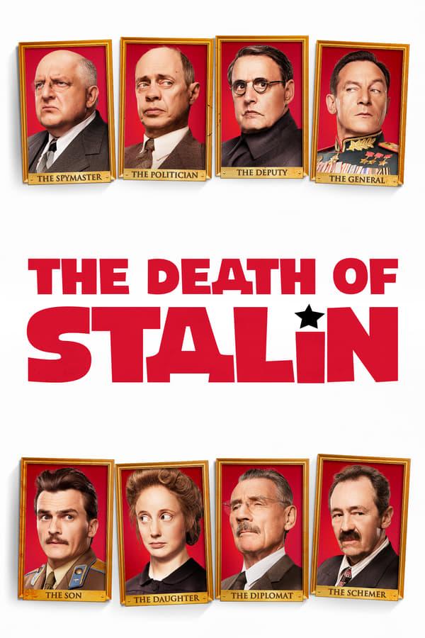 სტალინის სიკვდილი / The Death of Stalin